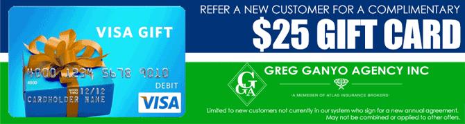 Greg Ganyo Agency Referral Program